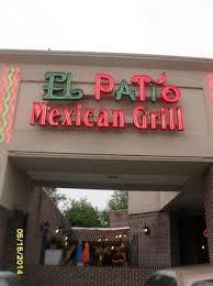 El Patio Dyersburg Tn Lunch Menu by Patio Bar On Patio Cushions And Epic El Patio Mexican Restaurant