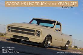 1967 Chevy C/10: LMC Truck Of The Year-Late Finalist - Goodguys Hot News