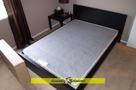 Malm Bed Assembly by The World U0027s Best Photos By Assembly Solutions Flickr Hive Mind