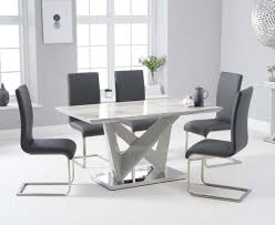 High Gloss Dining Table Sets | Great Furniture Trading ... Ding Table Ideas Articulate Rectangular Glass Dectable Extending Round South And Best Small Kitchen Tables Chairs For Spaces Folding Ding Table And Chairs Folding Rovicon Purbeck Appealing Modern Wooden Mills Wood Designs De Cushions Room Lighting Chair 4 Perfect Small Spaces In W11 Chelsea Very Fniture Space Free Shipping 6 Seater Mable Ding Table Set Meja Makan Batu Marfree Chair Ausgezeichnet Long Narrow Legs