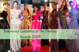 Bollywoods Best Dressed Celebrities At The FilmFare Awards 2017