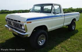 1978 Ford F250 Pickup Truck | Item ES9769 | SOLD! June 27 Ve...