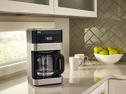 Amazon Braun KF7150BK Brew Sense Drip Coffee Maker Black Kitchen Dining