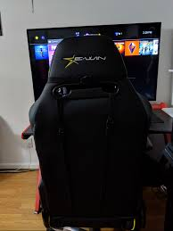 Review: EWin Hero Series Gaming Chair - TechDissected Staples Vartan Gaming Chair Red Staplesca The 10 Best Chairs Of 2019 Costway High Back Racing Recliner Office Triplewqhd Monitor Rig Choices Help Requested Prime Commander Black And Yellow Home Theater Seating Rzesports Z Series Review Macs Macbooks Buying Advice Macworld Uk Game Ergonomic Pu Leather Computer Desk Acers Predator Thronos Is A Cockpit Masquerading As Gaming Chair Budget Rlgear Mirraviz Multiview System Console Jul Reviews Guide
