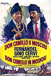 Il Compagno Don Camillo Poster