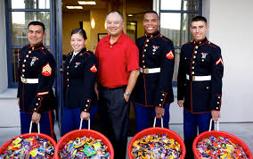 Donate Halloween Candy To Troops Overseas by Dr Curtis Chan Is Holding 8th Annual Great Halloween Candy Buy