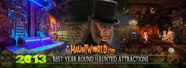 Scariest Halloween Attractions In California by Scariest And Best Year Around Haunted Houses In The World Top 10