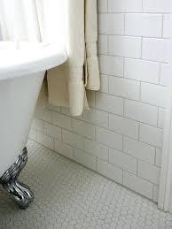 honeycomb floor tile best hexagon tile bathroom ideas on hexagon
