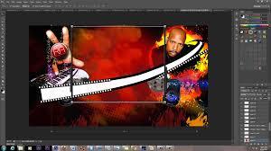 Making A Graphic Logo Using Adobe shop CS6 Professional