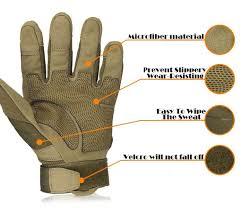 upgraded men u0027s full finger tech touch gloves for motorcycle clim omgai