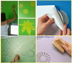 Creative Wall Painting How To Paint Walls In Ways