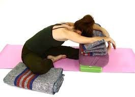 12 Best Restorative Yoga Images On Pinterest