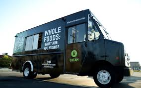 Oxfam's Behind The Barcodes Food Truck Tour Journal | Oxfam America