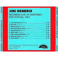 Jimi Hendrix Killing Floor Live by Live At Monterey Pop Festival 1967 By The Jimi Hendrix Experience