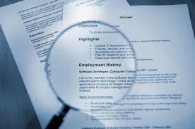 Employment History Gaps Resume Explaining In A Examples