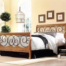 White Wrought Iron King Size Headboards by White Wrought Iron King Size Headboards And Footboards Heirloom