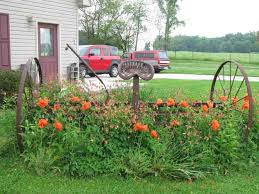 Old Truck Flower Bed Chena Hot Springs Tom And Dianneus North American Pickup Of Bulb S