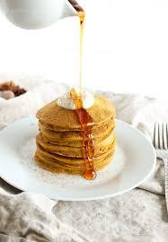 Easy Healthy Pumpkin Pancake Recipe by Best 25 Healthy Pumpkin Pancakes Ideas On Pinterest Gluten Free