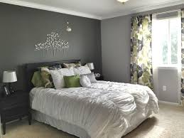 bedroom bedrooms with gray walls gray paint with brown furniture
