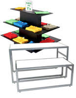 Multi Tier Nesting Tables