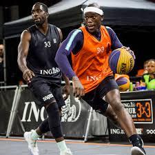 NBA Dennis Schröder Von Oklahoma City Thunder Meister Im 3x3Basketball
