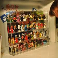 LEGO ACRYLIC MINIFIGURE DISPLAY CASE BY CTAG