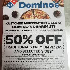 VIC] 50% Off Traditional & Premium Pizzas + Selected Sides ... Zumiez Coupon Code 2018 Hotwire Car Rental Codes Voucher Nz Airport Parking Newark Coupons Pasta Bowl Dominos Merc C Class Leasing Deals Pizza Hut 20 Off Coupons Dm Ausdrucken Dominos Dixie Direct Savings Guide Nearbuy Offers Promo Code 100 Cashback Aug 2526 Deals 2019 You Will Never Believe These Bizarre Truth Card Information Online Discount For October Discount New Coupon Gets A Large 2topping Only 599 Flyer