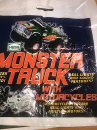 100 2007 Hess Truck Bag Jackies Toy Store