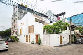 100 Homes In Bangkok A Cleverly Designed Residence Fits Two To