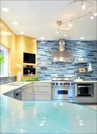 KitchenYellow And Grey Wall Decor Cute Kitchen Orange Navy Blue Home