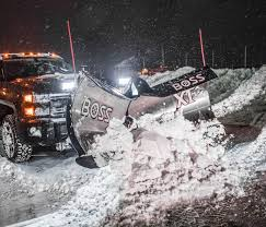 100 Trucks In Snow BOSS Plow V Plow Truck Plows Poly Plow BOSS PowerV XT