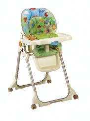 Cosco Slim Fold High Chair Recall by Evenflo Easy Fold High Chair Top Image Of Graco Blossom Dlx In