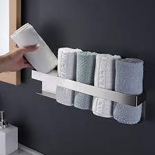 handtuchhalter ohne bohren in verschiedenen designs bohrfrei