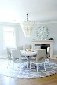 Area Rugs Under Dining Room Tables Table Round Best Picture Photos On Pictures Of
