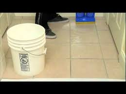 how to make your tile non slip by applying johnny grip