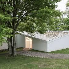 100 Glass House Architecture Philip Johnson Dezeen