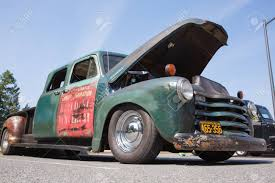 MATTHEWS, NC - September 4, 2017: An Unrestored 1948 Chevy Pickup ... 1949 Chevy C10 Pickup Fast N Loud Discovery Carl Lazevichs 48 Cab Over Hotrod Hotline 1948 Chevrolet 5 Window Stock J15995 For Sale Near Columbus Elegant Silverado Lifted Autostrach Chevy Window Truck Video 1 Youtube Truck 454 Big Block Cruise Gallery Myautoworldcom Gorgeous Combines Aged Patina And Modern Engine For Save Our Oceans Yarils Customs Street Trucks Magazine Parts Accsories Custom