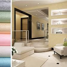 kinlo selbstklebend tapete wasserfest wandtapete mit seidenfaden muster 61 x 500cm wandaufkleber klebefolie für wohnzimmer tv hintergrund wand