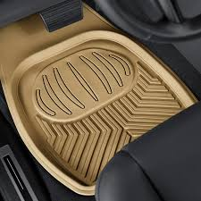 OxGord® - Bear Claw Style Heavy Duty Rubber Floor Mats Universal Fit 3piece Full Set Ridged Heavy Duty Rubber Floor Mat Armor All Black 19 In X 29 Car 4piece John Deere Vinyl 31 18 Mat0326r01 Bestfh Truck Tan Seat Covers With Combo Alterations Mats Red Metallic Design On Vehicle Beautiful For Weather Toughpro Infiniti G37 Whosale Custom For Subaru Forester Legacy 19752005 Bmw 3series Husky Liners Heavyduty