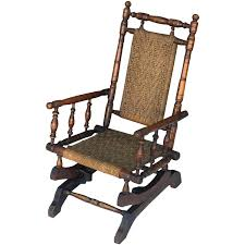 Rocking Chair Sale | Childs Rocking Chair For Sale Antique Childs ... Gooseneck Chair Platform Rocking Antique Monteverest Chesterfield Ay96 Jnalagora Lincoln Rocker Chair On Bonanzacom Owls Buffalo Check Chairish Mahogany Arm Pristine Collectors Weekly I Have A Rocking That Has Devils Face At The Top Has Hound Childs Upholstered Whosale 19th Century Chairs 95 For Sale 1stdibs What Is Value Of Gooseneck Rocker Mostly Upholstery Beauty Within Clinic Swan Ideas