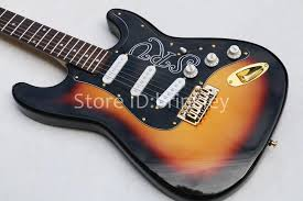 Rare Guitar 10s Custom Shop Masterbuilt Limited Edition Stevie Ray Vaughan Tribute Srv Number One Sunset Electric Brown Packages