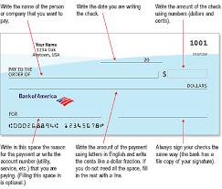 Checking Account Basics Writing a check and Maintaining an