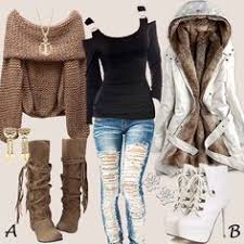 Three Outfits In One For Different Seasons Adorable