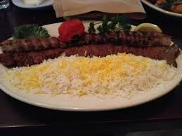 beef sultani with rice filet mignon ground beef picture of