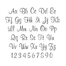 28 of Font Template Free Alphabet Printable