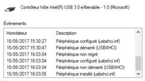 ports usb 3 0 ne fonctionnent pas forum des utilisateurs hp 747777