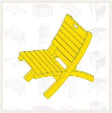 build a daytripper chair free project plan this chair is made