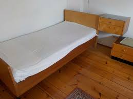 50er 60er schlafzimmer birke teak schrank bett sideboards