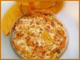 cuisiner les potimarrons recette de gratin de potimarron pommes de terre et jambon la