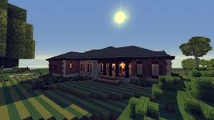 Minecraft House Floor Designs by Contemporary Craftsman Home U2013 Minecraft House Design
